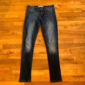 4/$40 - BANANA REPUBLIC Skinny Jeans - 24 petite
